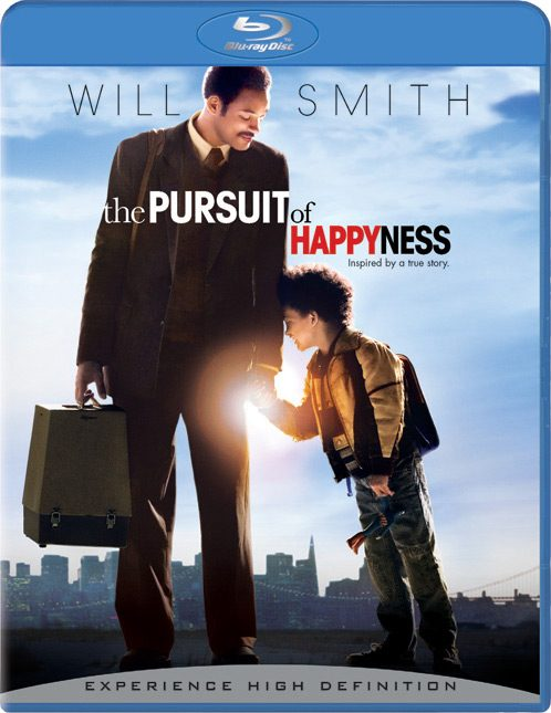Pursuit of Happyness has one of the most famous movie happy endings