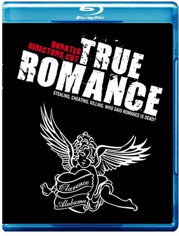 DVD cover of True Romance