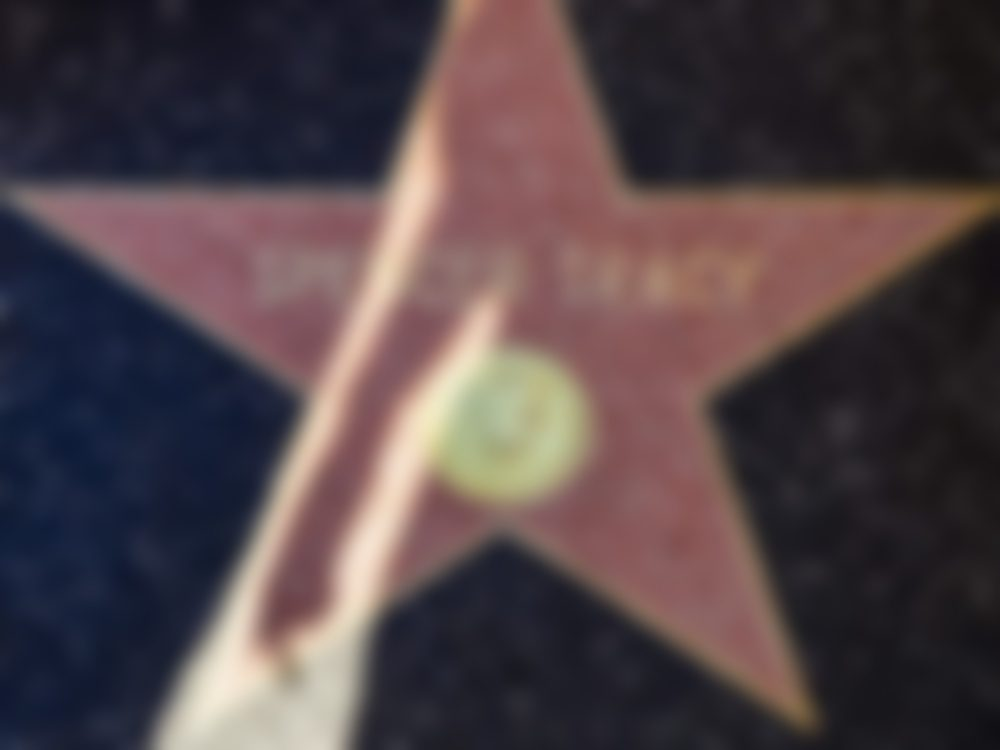 Spencer Tracy's Walk of Fame