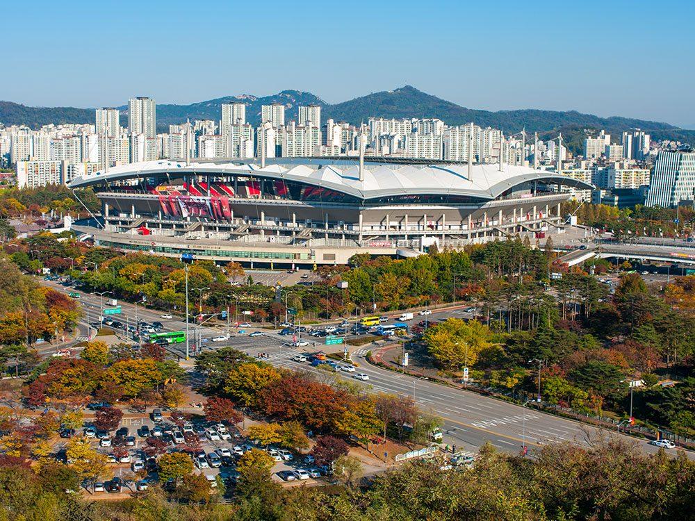 Seoul World Cup Stadium, Seoul