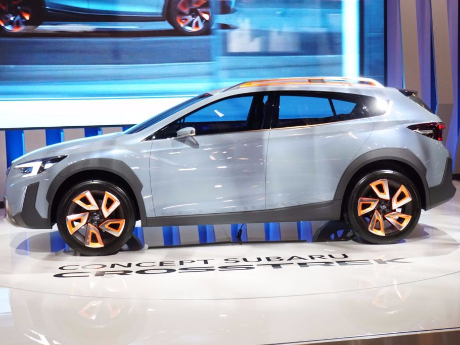 Subaru Crosstrek Concept car
