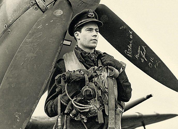 Veteran Don Laubman