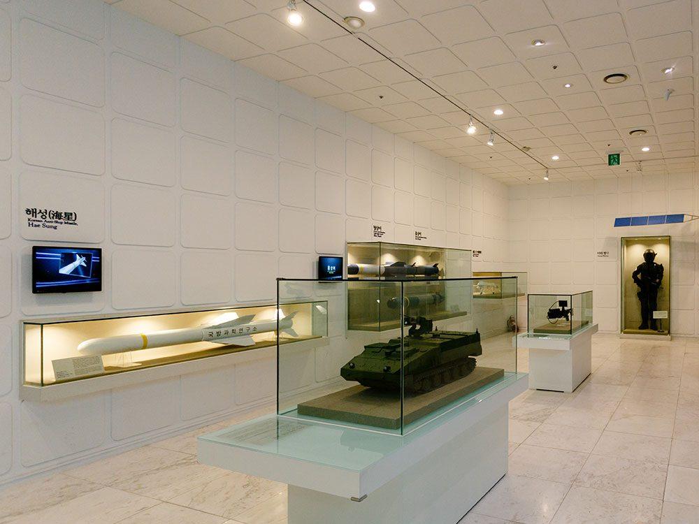 War Memorial Museum, Seoul