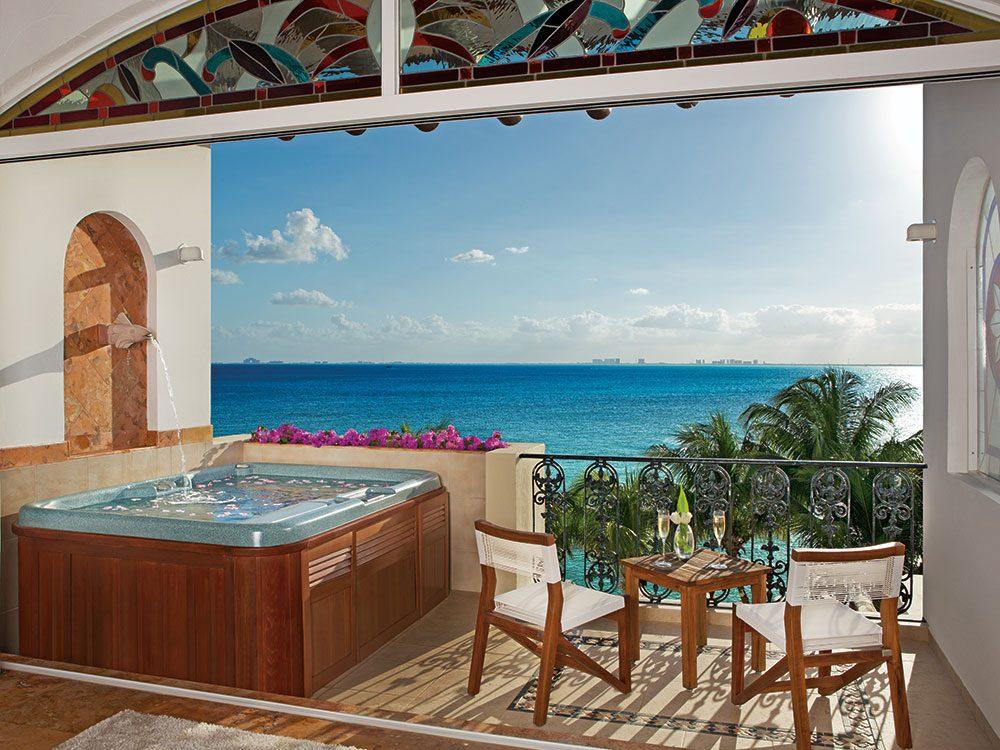 Suite at Zoetry Villa Rolandi Isla Mujeres