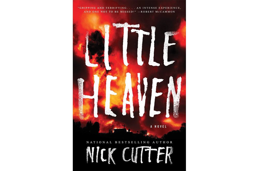 Little Heaven book cover