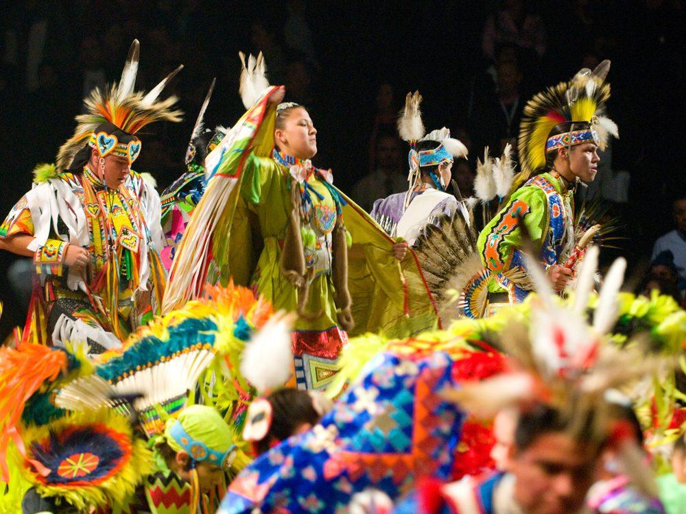 Manito Ahbee Festival, Winnipeg