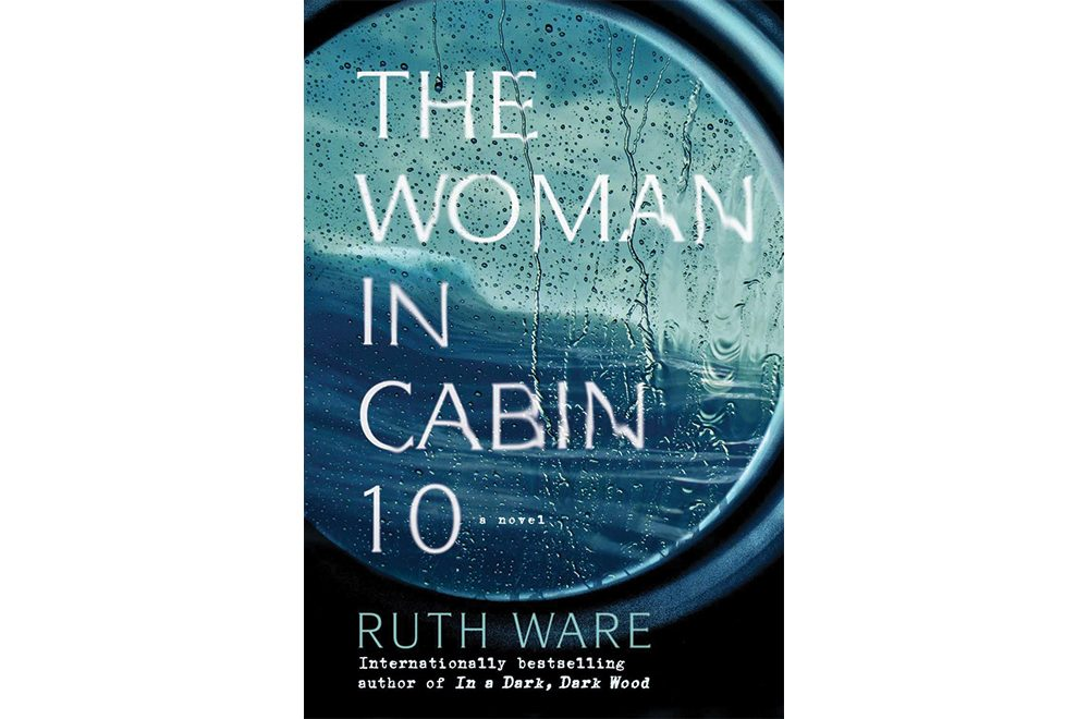 The Woman in Cabin 10 book cover