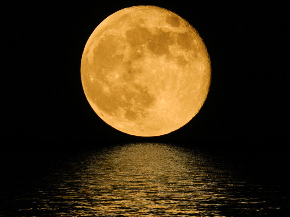 A full moon might have sunk the Titanic