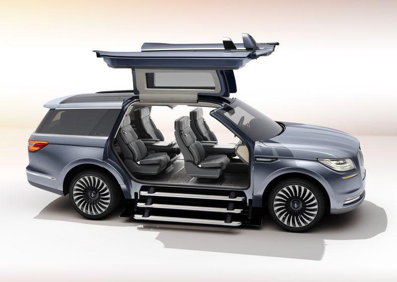 2017 Lincoln Navigator Concept