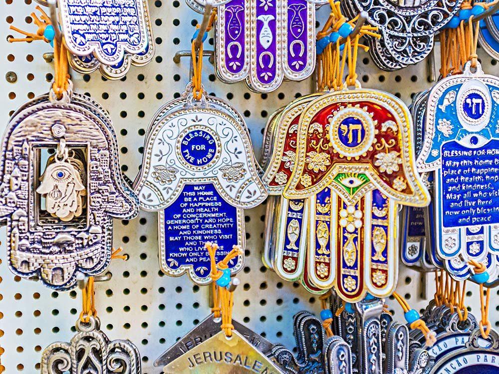 Hamsas in Israel