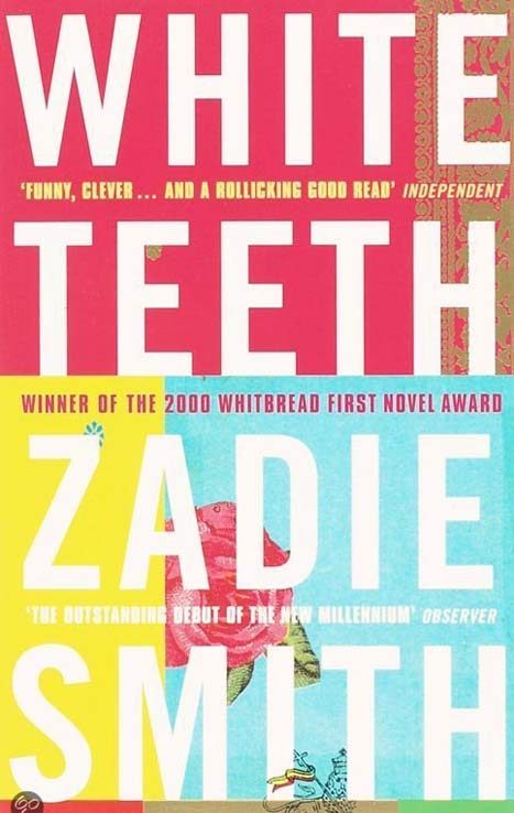 Cover of White Teeth by Zadie Smith