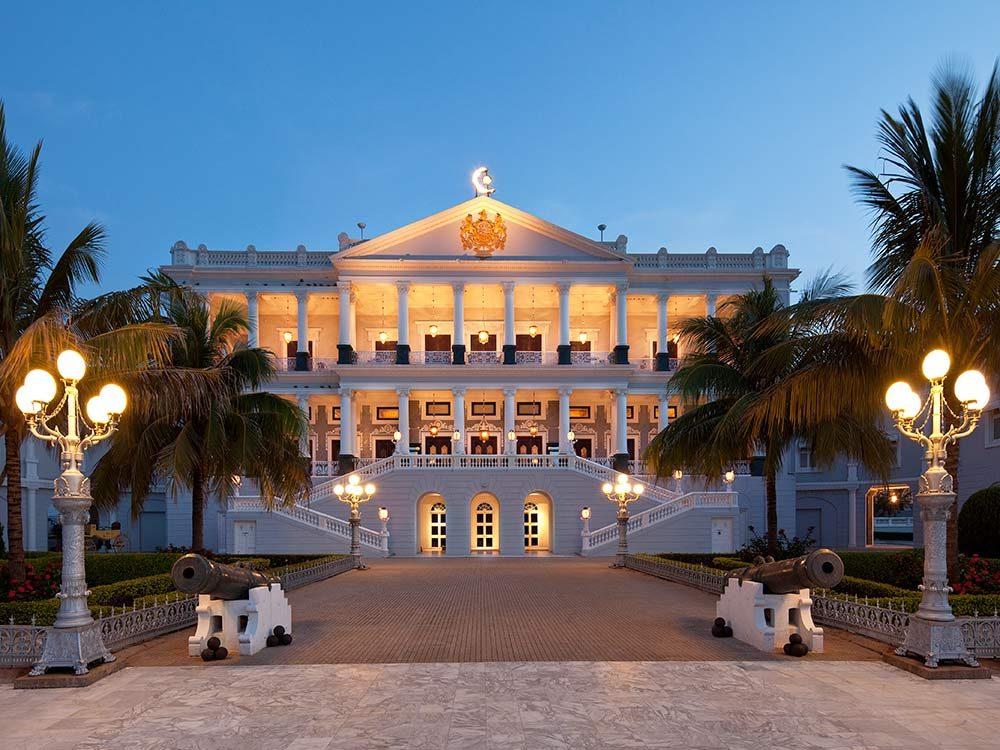 Taj Falaknuma Palace in India