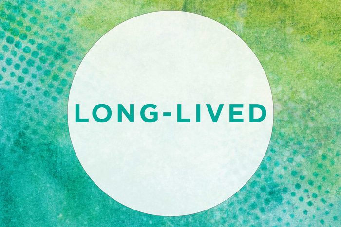 How to pronounce Long-lived