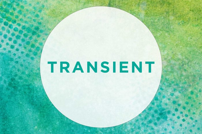 How to pronounce Transient