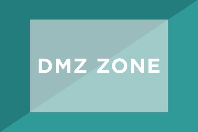DMZ zone text