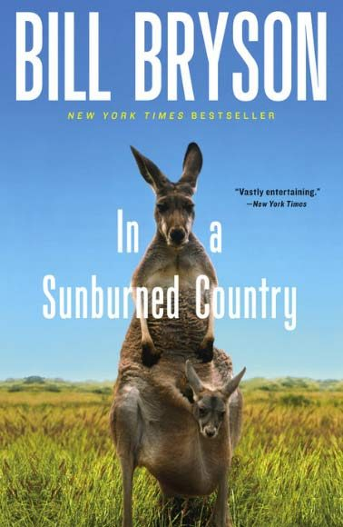Cover of Down Under: Travels in a Sunburned Country