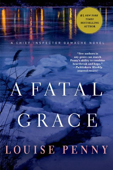 Cover of A Fatal Grace by Louise Penny