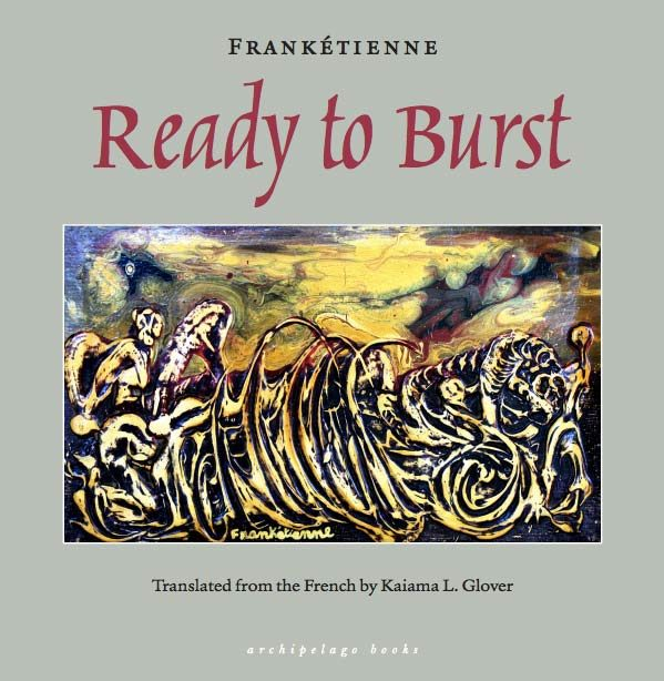 Cover of Ready to Burst