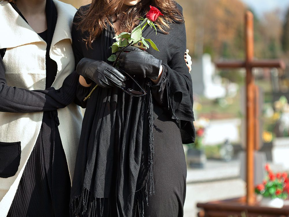 7 Things You Should Never Say at a Funeral