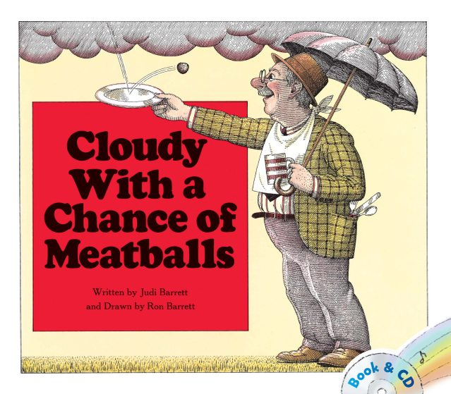 Cover of Cloudy with a Chance of Meatballs