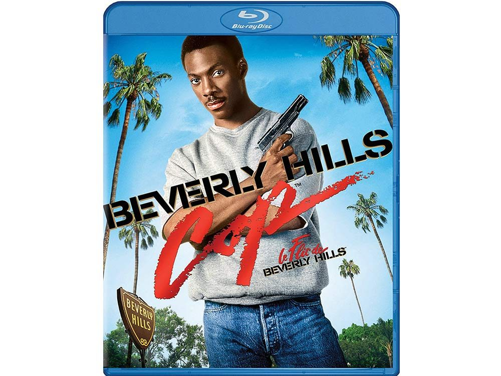Beverly Hills Cop blu ray cover