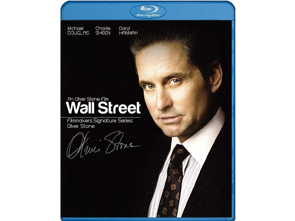 Wall Street is one of the classic 80s movies