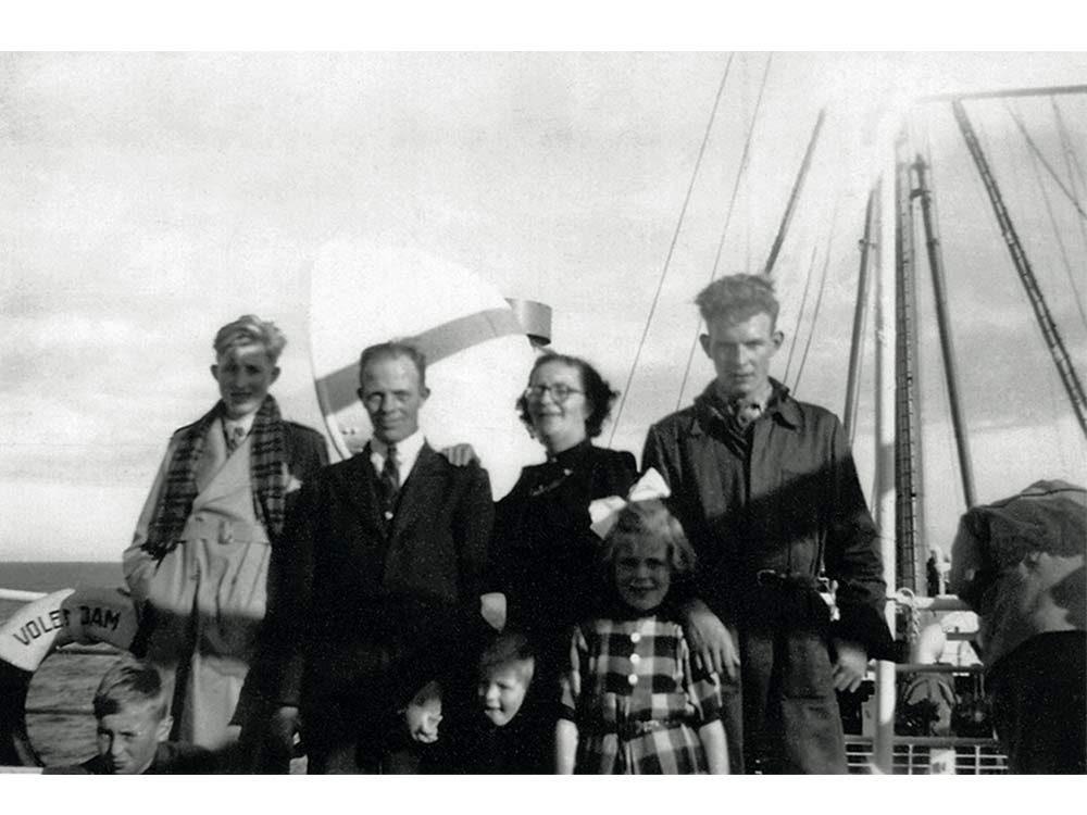 The Breukelaar family history
