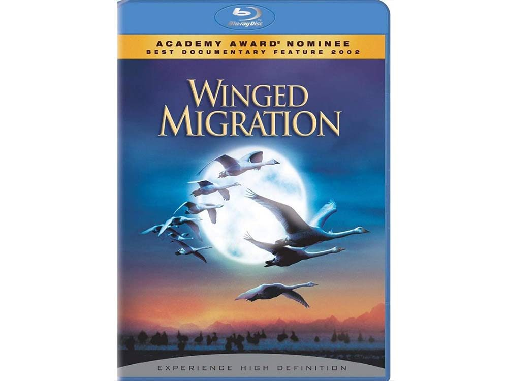 Winged Migration blu ray cover