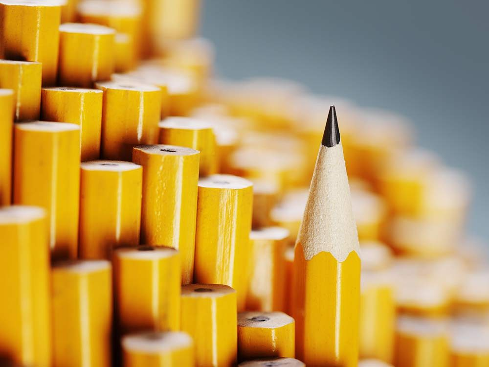 9 Fascinating Facts About Pencils