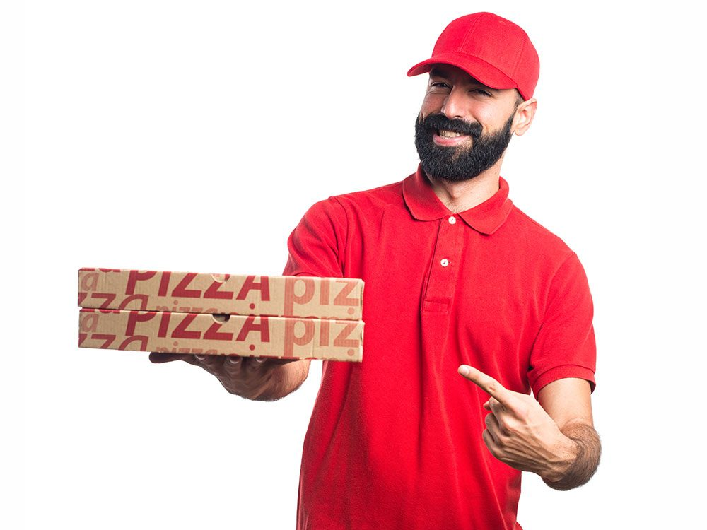 Funny pizza delivery stories