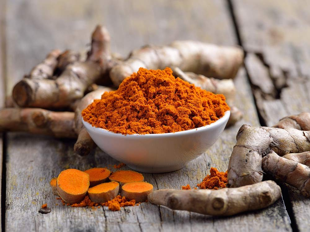 Turmeric is one of the most popular Indian spices