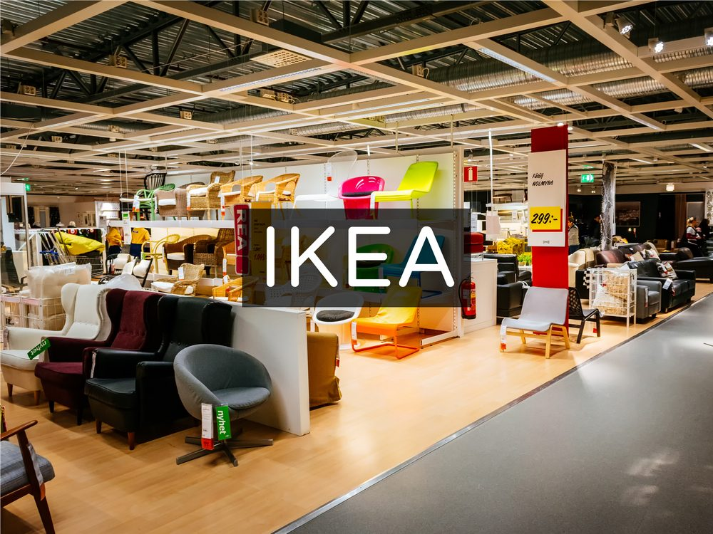 IKEA is one of the most mispronounced names