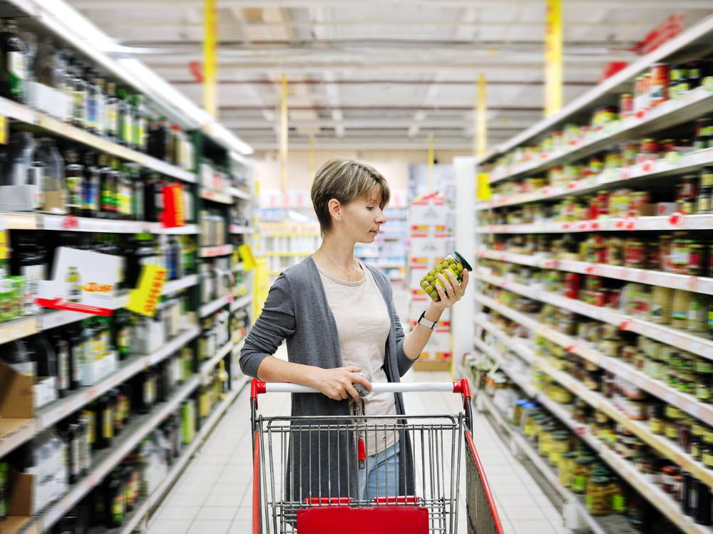 Scan at the supermarket to make your brain smarter