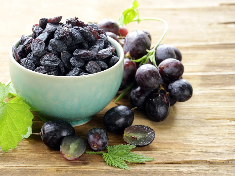 raisins-antioxidants