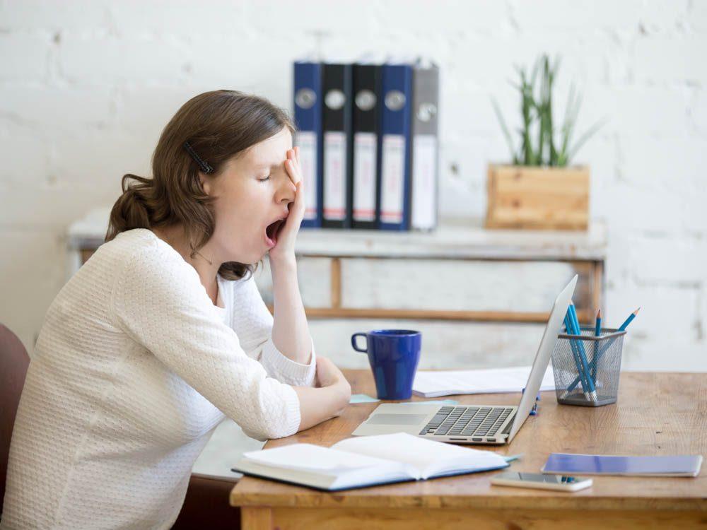 Fatigue is a symptom of a heart attack