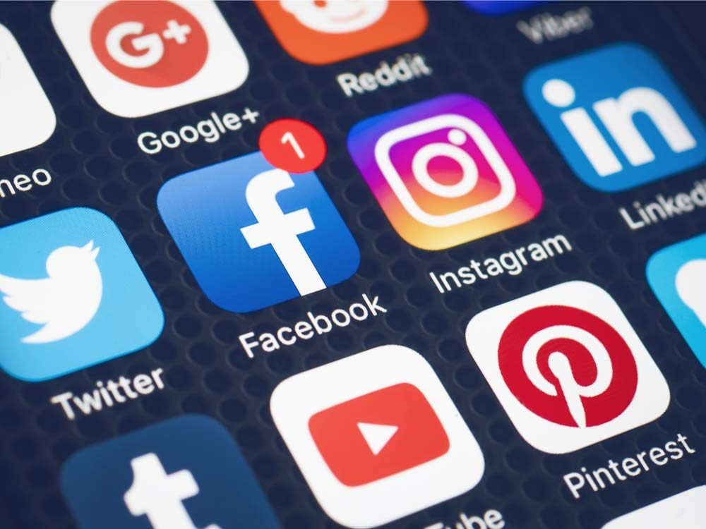 Don't let social media affect your mood
