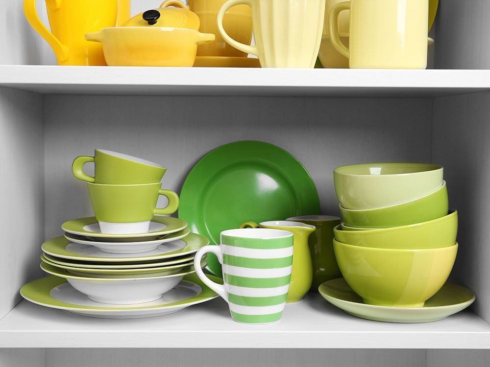 What to do with unwanted kitchen supplies