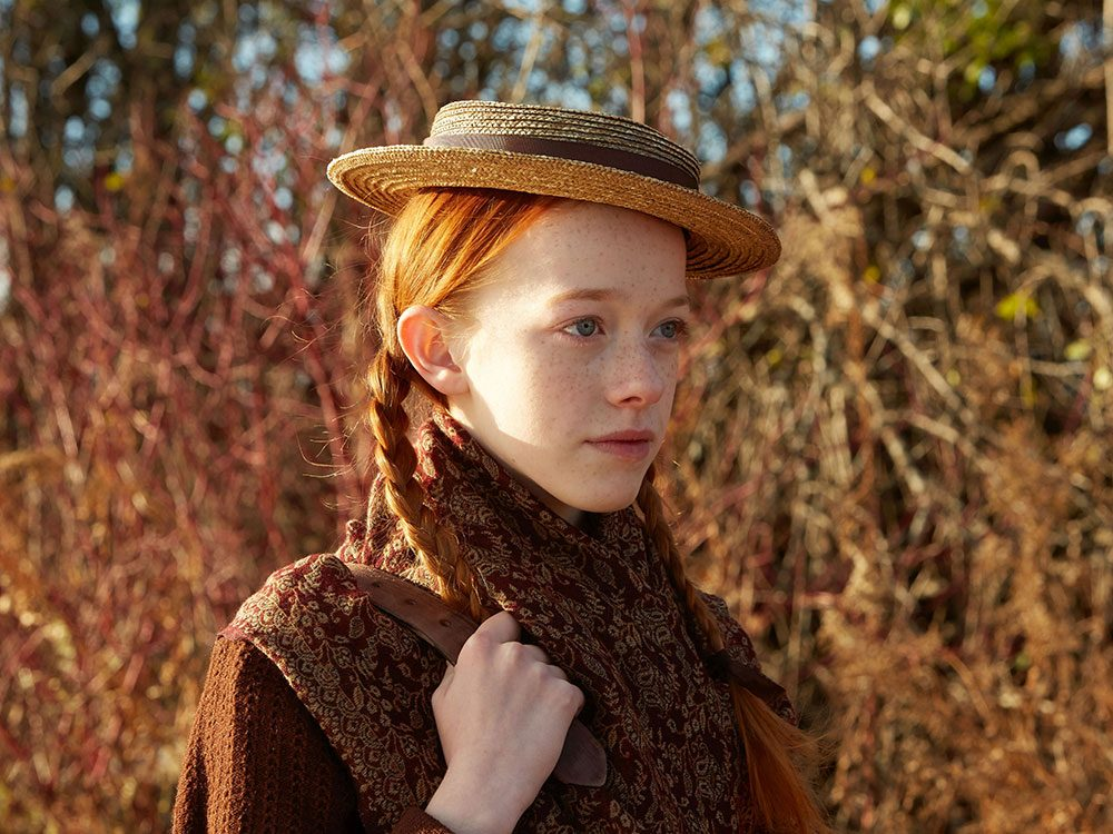 Amybeth McNulty, the new Anne of Green Gables