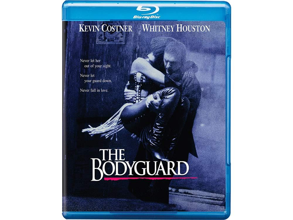 The Bodyguard blu-ray cover