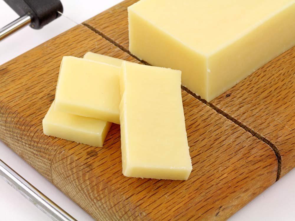 Mozzarella brick cheese
