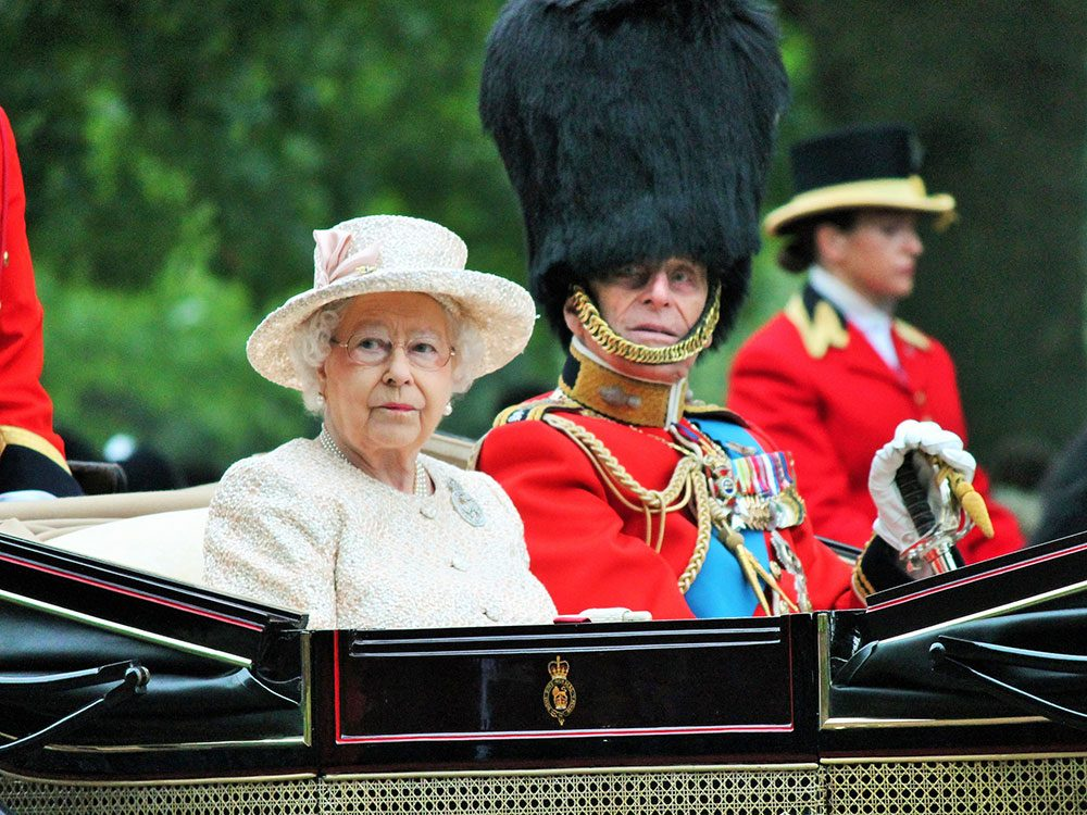 Queen Elizabeth II and Prince Philip are descendants of Queen Victoria