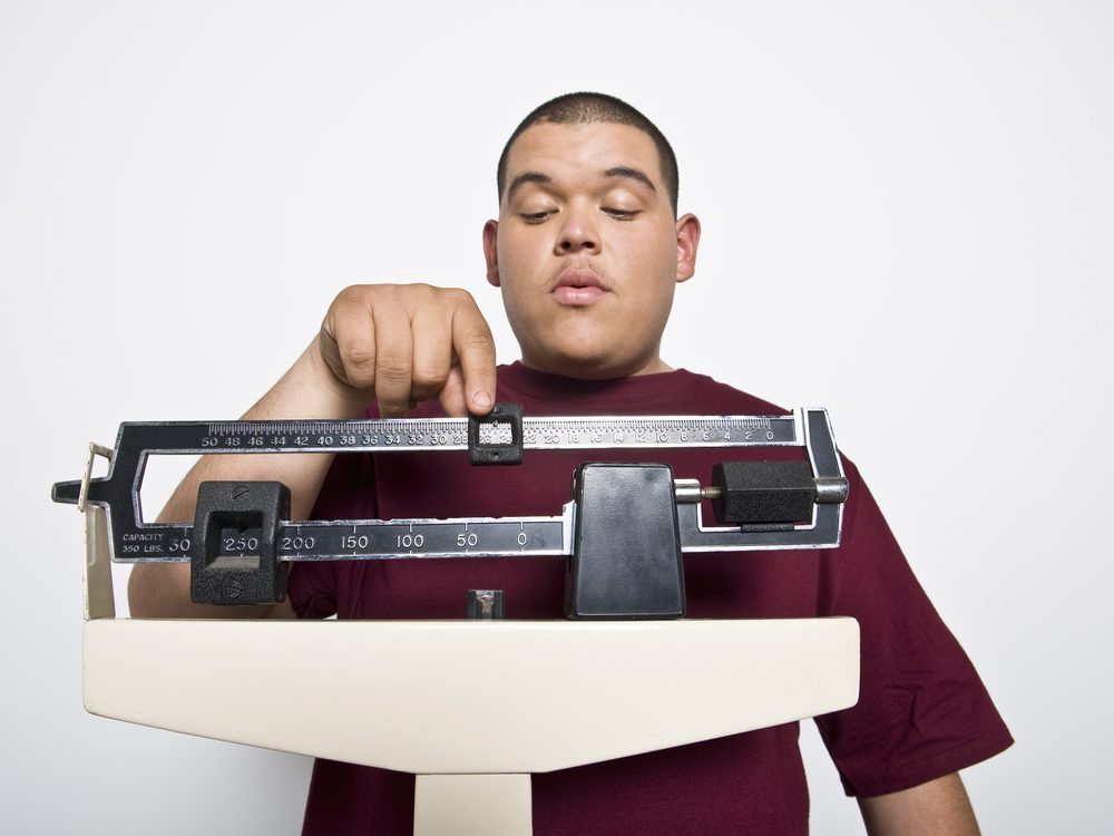 Weight loss can be a sign of cancer that many men ignore