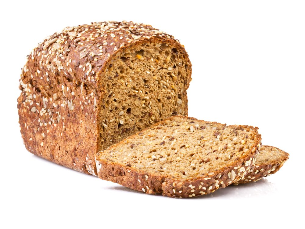 Multi-grain bread is a food you should never buy again