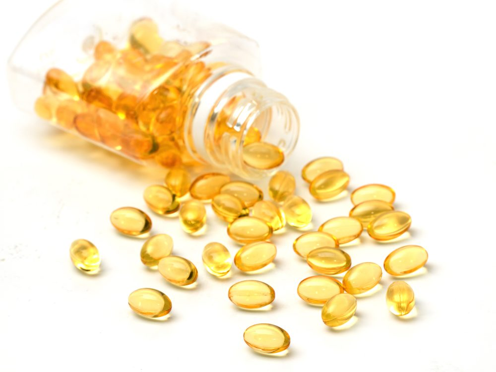 Vitamin E is a natural canker sore home remedy