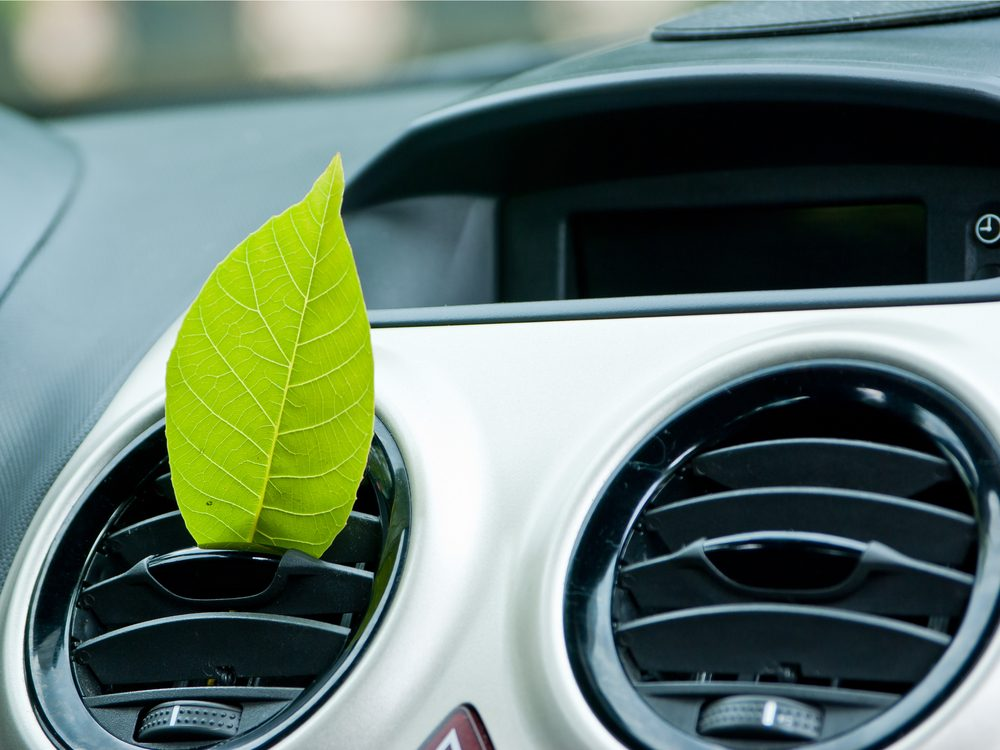 Changing your car's air filter could be a natural way to provide relief from allergy symptoms