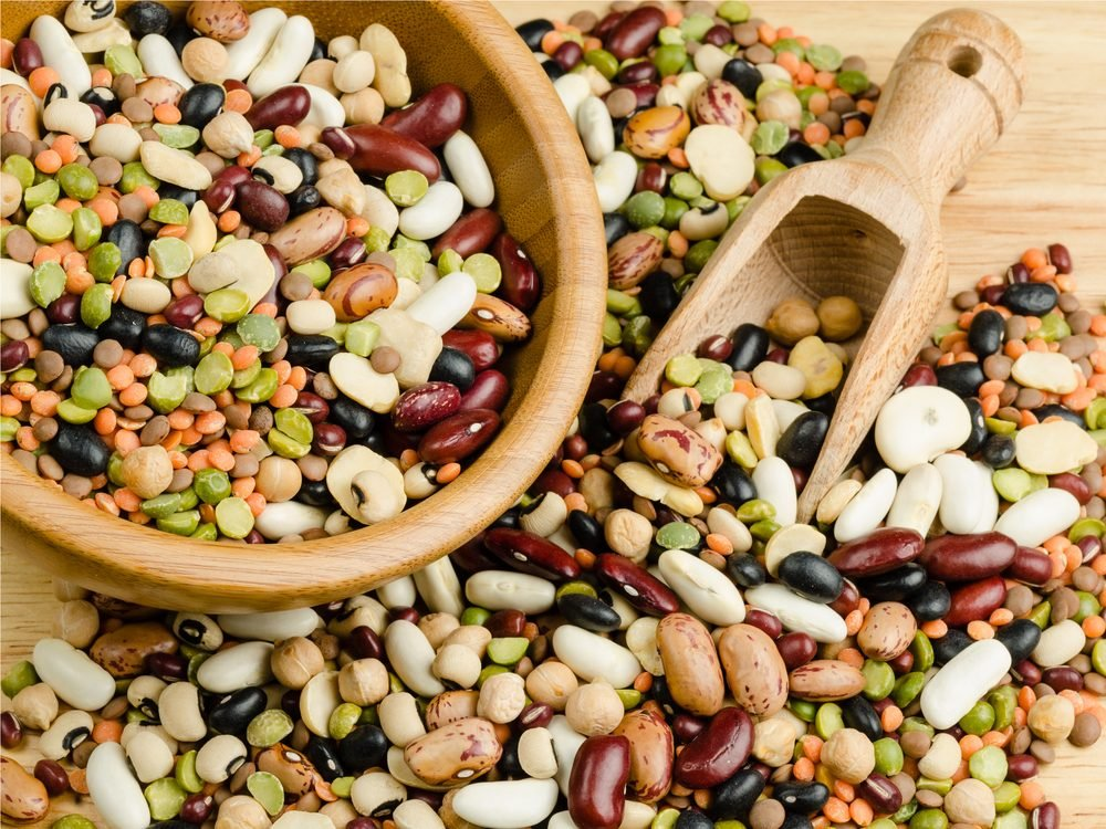 Bean have the health benefit of fighting cancer