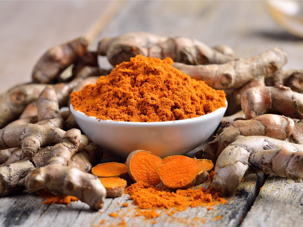 Turmeric is a natural allergy remedy that provides relief