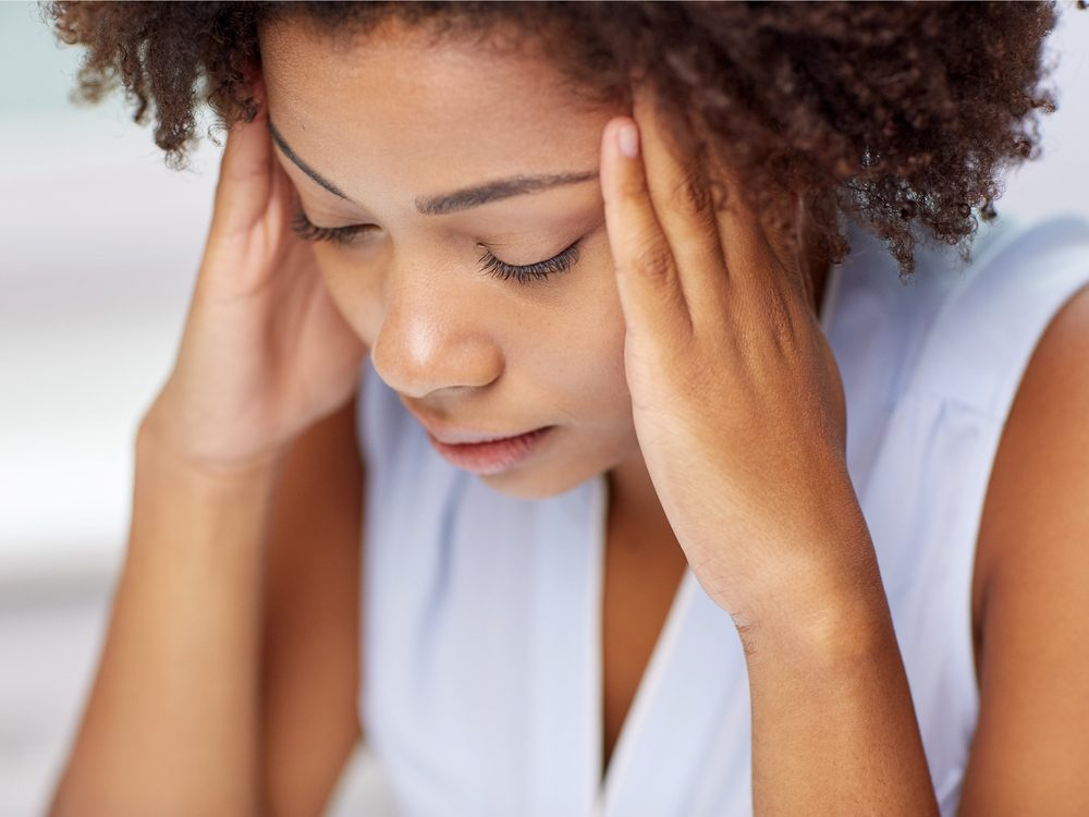 Home remedies for headaches caused by stress or tension