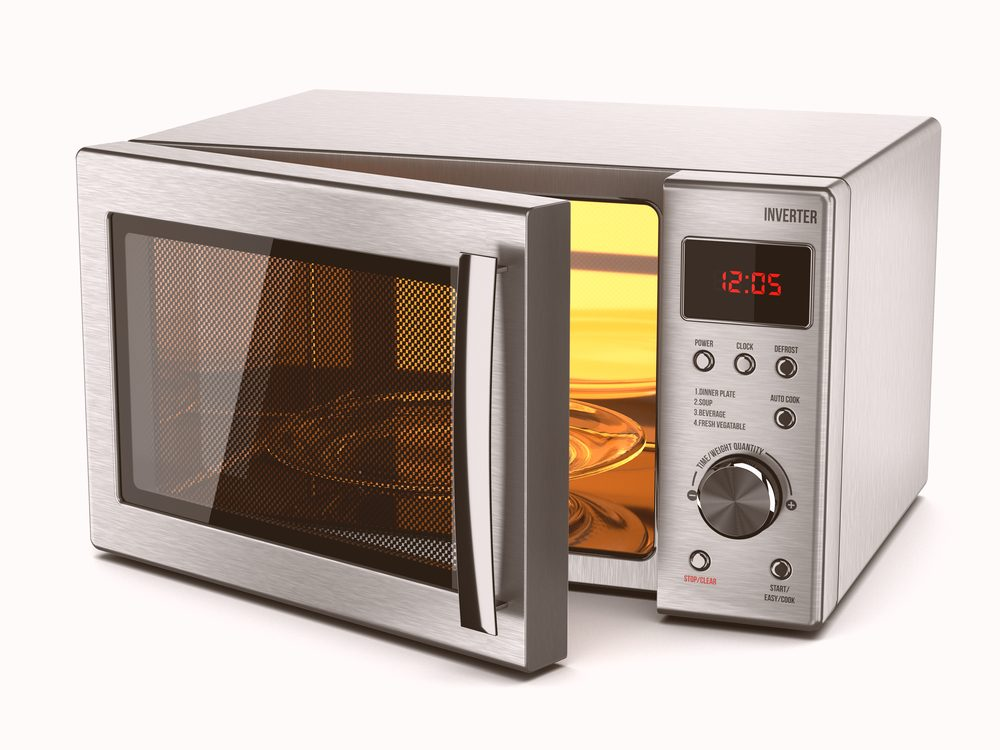 Microwaves should not be run empty