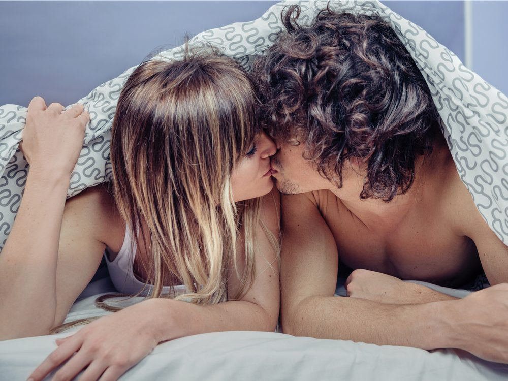 Having sex is a natural way to increase endorphins